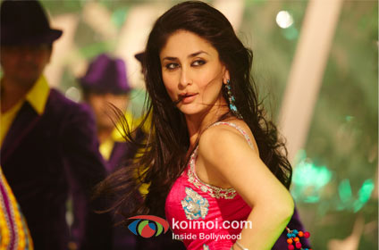 Kareena Kapoor in Bodyguard