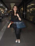 Karisma Kapoor Return From Vacation