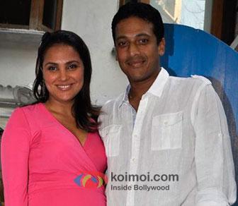 Lara Dutta & Mahesh Bhupati