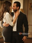 Malika Haydon, Saif Ali Khan (Agent Vinod Movie Stills)