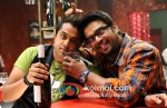 Omi Vaidya, R. Madhavan (Jodi Breakers Movie Stills)