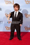 Peter Dinklage At Golden Globe 2012 Winners Portrait