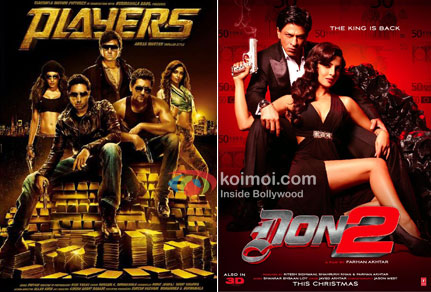 Players & Don 2 poster
