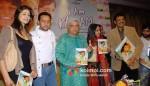 Pooja Batra, Gulshan Grover, Javed Akhtar, Shabana Azmi At I Am Kalam DVD Launch