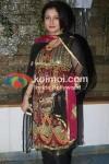 Poonam Dhillon At Deepshikha Nagpal's Mata Ki Chowki