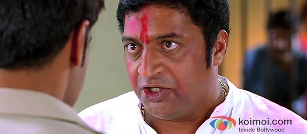 Praksah Raj in Singham