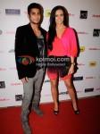Prateik, Amy Jackson At Filmfare Nominations Bash
