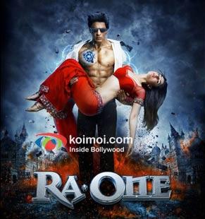 Ra.One Movie Poster