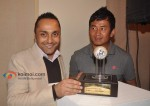 Rahul Bose, Baichung Bhutia At Sports Memorabilia Auction Gallery