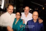 Raju Kher At Anupam Kher's Book Launch