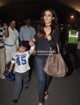 Raveena Tandon Return From Vacation
