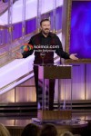 Ricky Gervais At Golden Globe 2012 On Stage