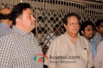 Rishi Kapoor Darshan's Dad's Prayer Meet