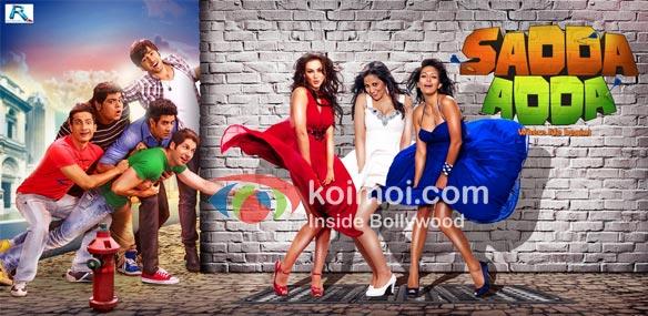 Sadda Adda Review (Sadda Adda Movie Wallpaper)