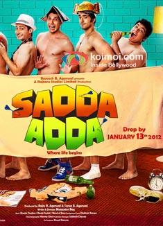 Sadda Adda Review (Sadda Adda Movie Poster)