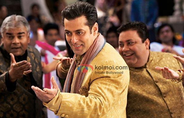 still of Salman Khan from Ready