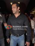 Salman Khan Return From Dubai