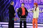 Sanjay Dutt, Salman Khan, Akashdeep Saigal At Big Boss Grand Finale