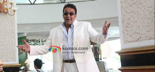 Sanjay Dutt in Rascals