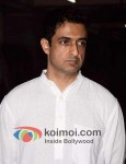 Sanjay Suri, Dharmesh Darshan's-Dad s Prayer Meet
