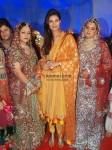Sayali Bhagat At Babloo Aziz's Nephew's Wedding