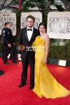 Seth Rogen At Golden Globe Red Carpet 2012