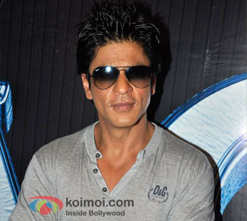 Shah Rukh Khan at an event
