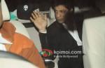 Shah Rukh Khan At Oprah Winfrey's Bash
