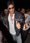 Shah Rukh Khan Leave for Zee Cine Awards