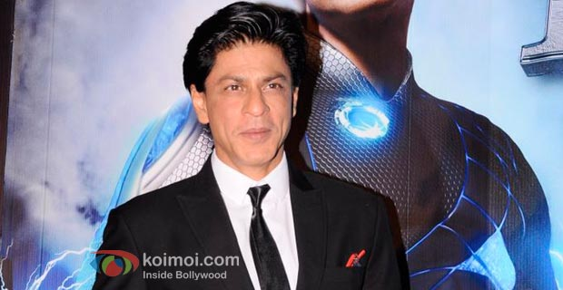 Shah Rukh Khan is a superstar and in 2011 he left nobody any doubts about it