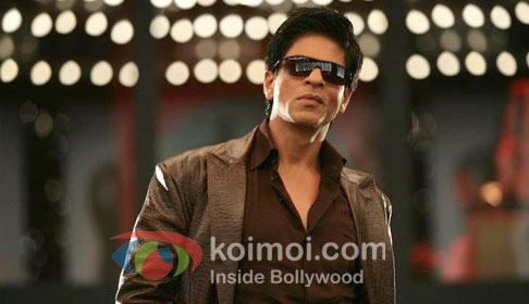 Shah Rukh Khan in Don 2