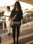 Sonam Kapoor Snapped At Airport