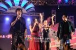 Sonu Nigam, Ranveer Singh Perform At New Year Bash