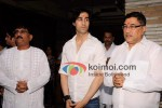 Sunil, Dharmesh Darshan's Dad's Prayer Meet