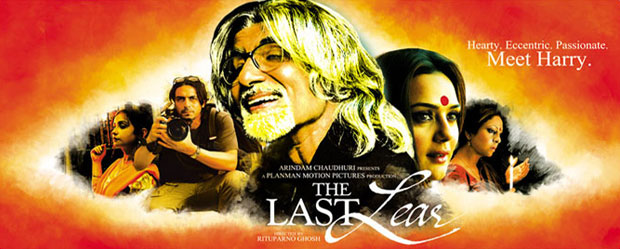 The Last Lear Poster