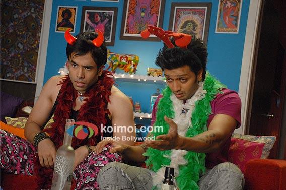 Tusshar Kapoor, Ritesh Deshmukh Kyaa Super Kool Hain Hum