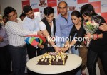 Tusshar Kapoor, Milan Luthria, Vidya Balan, Ekta Kapoor At 'The Dirty Picture' DVD Launch