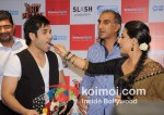 Tusshar Kapoor, Milan Luthria, Vidya Balan At 'The Dirty Picture' DVD Launch