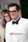 Ty Burrell At Golden Globe Red Carpet 2012