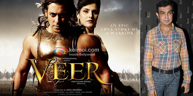 Veer Movie Poster, Vijay Galani