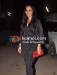 Vidya Balan At Niharika Khan's House Bash