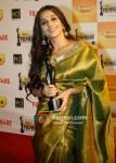Vidya Balan At The '57th Idea Fimfare Awards 2011'