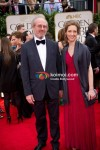William Hurt At Golden Globe Red Carpet 2012