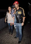 Zayed Khan At Agneepath Screening