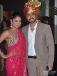 Aashish Chaudhary At Dheeraj-Deepshikha Wedding