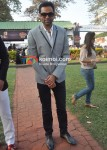 Abhay Deol At McDowell Derby