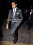 Abhishek Bachchan at Omega watch launch