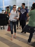 Amisha Patel Return From Rohit Dhawan's Goa Wedding