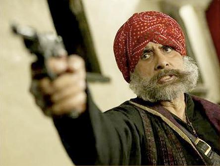 Amitabh Bachchan in Eklavya