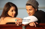 Amrita Puri, Kunal Khemu (Blood Money Movie Stills)